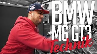 Download JP Performance - Der BMW M6 GT3 | Technik Video