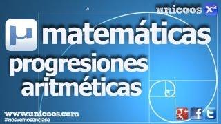 Download Progresion aritmetica 01 SECUNDARIA (3ºESO) Video