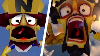 Download Crash Bandicoot N. Sane Trilogy - All Intros Comparison (PS4 vs Original) Video