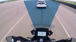 Download EN   Bosch's advanced rider assistance systems Video