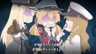 Download KanHoli【艦これ】 艦ほり! 第9海「妹督見ゆ!」 【手描き】 Video
