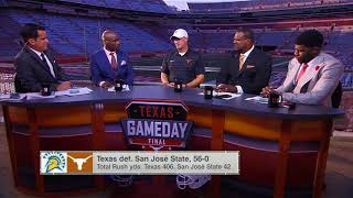 Download Tom Herman on Texas GameDay Final [Sept. 9, 2017] Video