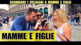 Download SCAMBIARE I CELLULARI A MAMME E FIGLIE - Giacomo Hawkman Video