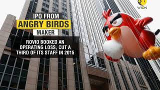 Download IPO from Angry Birds maker; Rovio Entertainment sets price range for listing Video