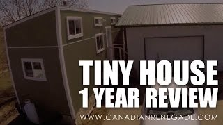 Download One Full Year in a Tiny House - What worked and what didn't? Video
