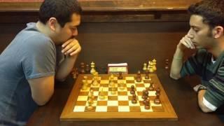 Download Batavia Blitz Round 1 | GM Alexandr Fier vs. GM Tal Baron Video