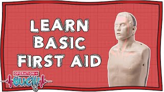 Download Operation Ouch - Basic First Aid | Fun Science | Nugget Video