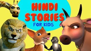 Download 18 Best Hindi Moral Stories for Kids collection | Infobells Video