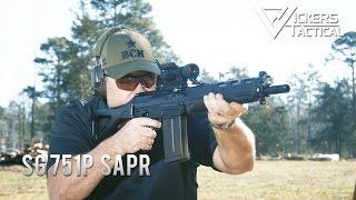 Download SG 751P Sapr Precision Rifle Video