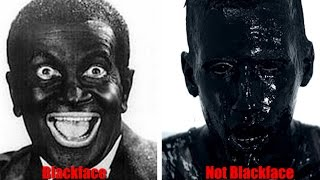 Download Blackface? Don't be stupid. Video