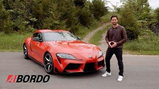 Download Toyota Supra 2020 | Prueba A Bordo completa Video