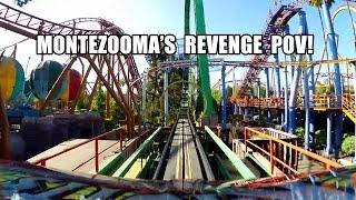 Download Montezooma's Revenge Roller Coaster POV Knotts Berry Farm Schwarzkopf Shuttle Loop Video