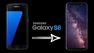 Download Samsung Galaxy S8 FINAL Specs & Features Leak! Video
