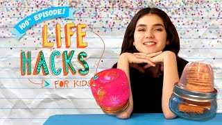 Download Night Routine Hacks | LIFE HACKS FOR KIDS Video
