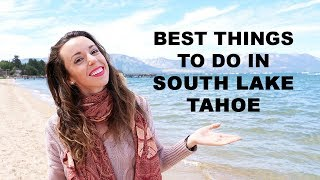 Download Best Things to do in South Lake Tahoe Video