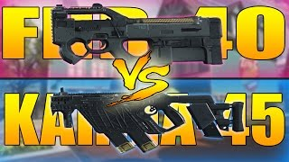 Download FHR-40 VS Karma-45 (Call of Duty Infinite Warfare Weapons Versus) Video
