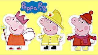 Download PEPPA PIG Wooden Dress Playset Mix n Match Video