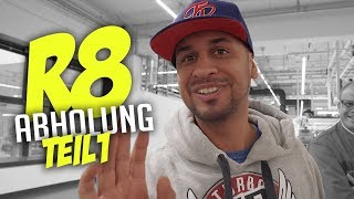 Download JP Performance - R8 Abholung | Teil 1 Video