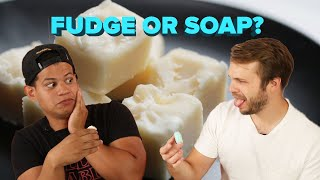 Download Is This Food Or Something Else?: Fudge or Soap Video