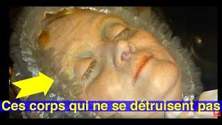 Download Photos de miracles : Ces corps qui ne se détruisent pas après la mort - certains ont 600 ans Video