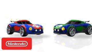 Download Rocket League: 'Nintendo Battle-Cars' Official Trailer - Nintendo Switch Video