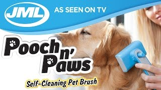Download Pooch n' Paws Pet Brush from JML Video