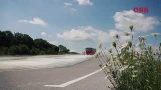 Download ÖBB-Postbus - Spritsparwettbewerb Video