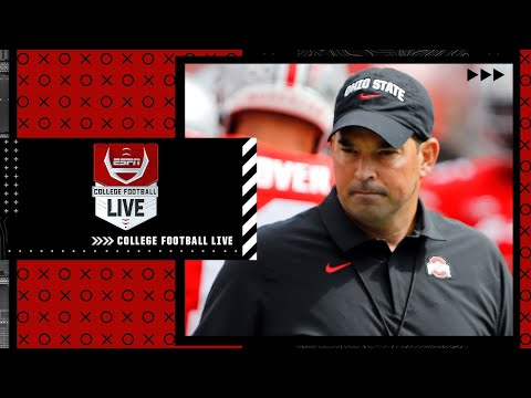 Reacting to Oregon beating Ohio State and what changes they could implement   College Football Live