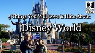 Download Visit Disney World - 5 Things You Will Love & Hate about The Magic Kingdom Video