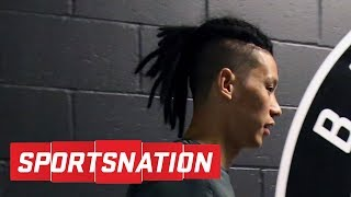 Download Jeremy Lin accepts Kenyon Martin's criticism of his dreadlocks | SportsNation | ESPN Video