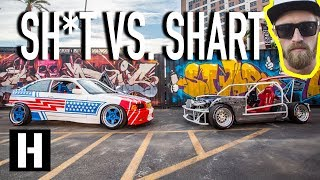 Download Best Cars at SEMA?? Sh*tcar and Shartkart Party Time at Endless Summer of Shred Video