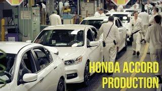 Download Honda Accord Production - Marysville Auto Plant Video