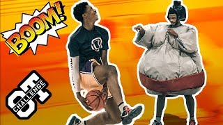Download Shareef O'Neal Tries SUMO WRESTLING In Overtime Challenge! Calls Out BOUNCE BRO Cassius Stanley! Video