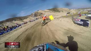 Download GoPro: Cole Seely Moto 2 - Glen Helen MX Lucas Oil Pro Motocross Championship 2016 Video