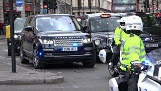 Download Duke & Duchess of Cambridge Motorcade Through Traf. Square Video