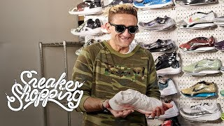Download Casey Neistat Goes Sneaker Shopping With Complex Video
