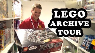 Download Inside the LEGO Archive Vault in Denmark Video