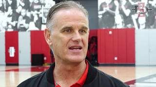 Download SDSU MEN'S HOOPS: AZTECS-AIR FORCE GAMEDAY PREVIEW Video