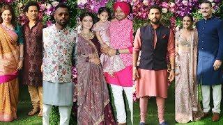Download Mumbai Indians Team At Akash Ambani Wedding Ceremony Video