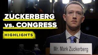 Download Zuckerberg's Senate hearing highlights in 10 minutes Video