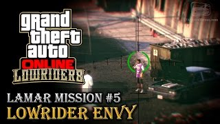 Download GTA Online Lowriders - Mission #5 - Lowrider Envy [Hard Difficulty] Video