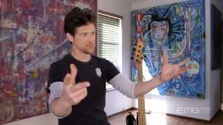 Download Metallica bassist, Jason Newsted talks with EMGtv Video