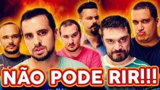 Download NÃO PODE RIR! - com Gaveta, Affonso Solano e Diogo Braga Video