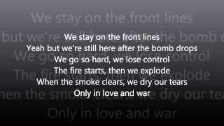 Download Tamar Braxton - Love & War (With On Screen Lyrics) HD Video