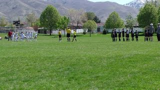 Download Wasatch SD vs Forza South CW - U11 Premier Soccer Video