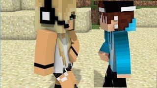 Download NEW Minecraft Song Psycho Girl 11 - Psycho Girl VS Herobrine- Minecraft Animation Music Video Series Video
