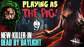 Download THE PIG! Let the games begin [#132] NEW DLC in Dead by Daylight Video