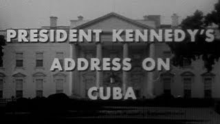 Download JFK'S ″CUBAN MISSILE CRISIS″ SPEECH (10/22/62) (COMPLETE AND UNCUT) Video