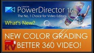 Download CyberLink PowerDirector 16 Review! What's New? (Ultra) Video