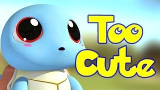 Download Too Cute: Pokémon Video
